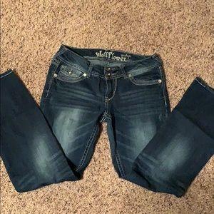 Wallflower Denim Jeans